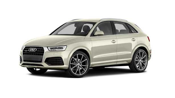 Покраска автомобиля Audi Q3