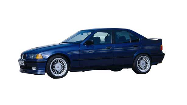 Покраска автомобиля BMW 3er
