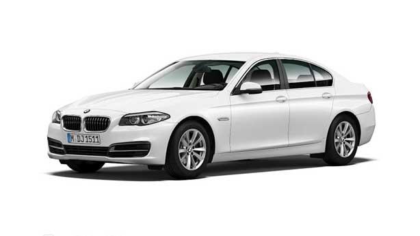 Кузовной ремонт BMW 5er