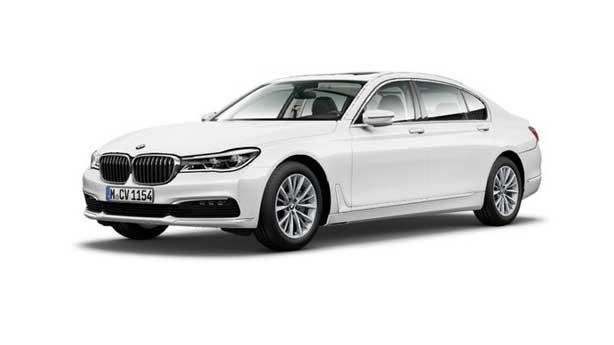 Покраска автомобиля BMW 7er