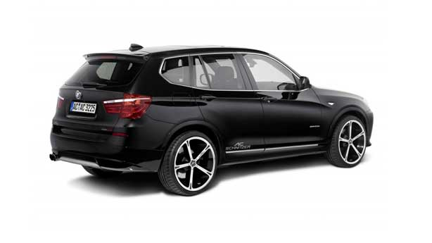 Покраска автомобиля BMW X3