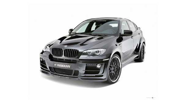 Покраска автомобиля BMW X6