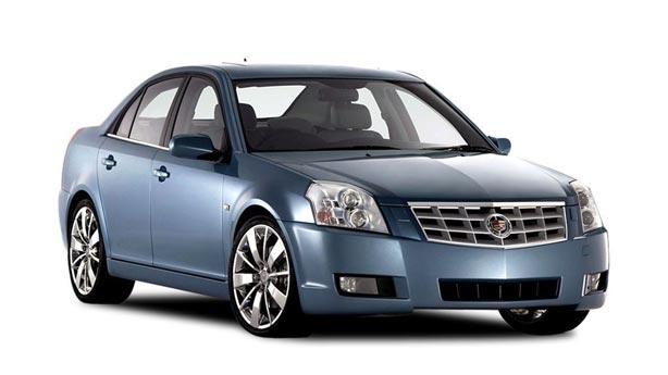 Кузовной ремонт Cadillac BLS