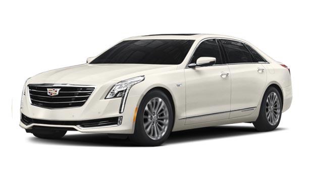 Покраска автомобиля Cadillac CT6