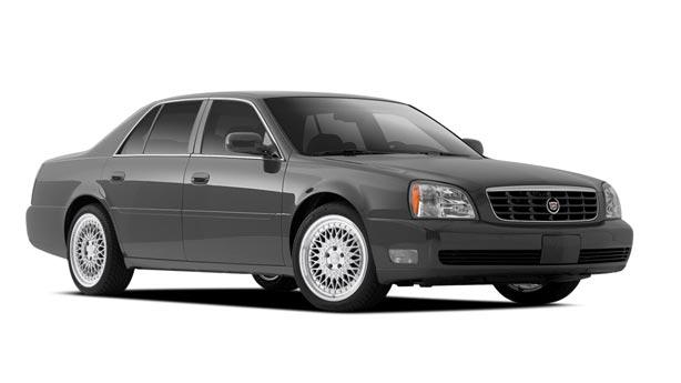 Покраска автомобиля Cadillac DeVille