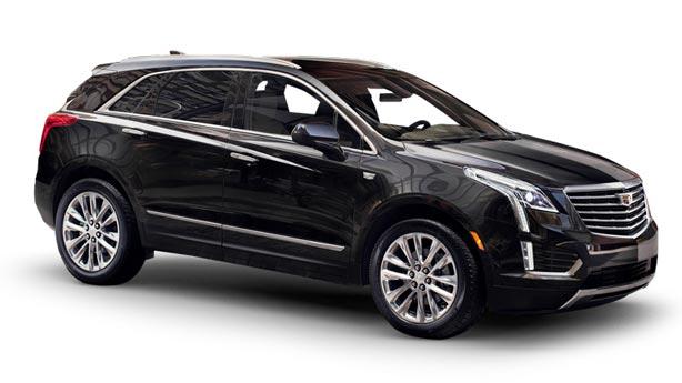 Удаление вмятин, сколов, царапин Cadillac XT5