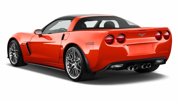 Кузовной ремонт Chevrolet Corvette