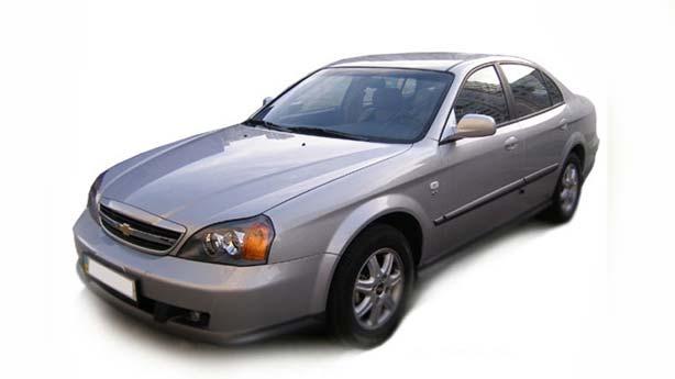 Кузовной ремонт Chevrolet Evanda