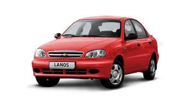Покраска автомобиля Сhevrolet Lanos