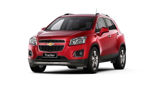 Удаление вмятин, сколов, царапин Chevrolet Tracker