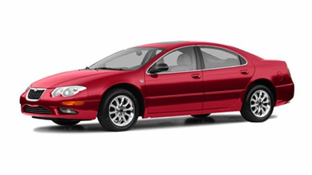 Покраска автомобиля Chrysler 300M