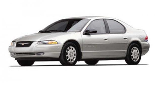 Кузовной ремонт Chrysler Cirrus