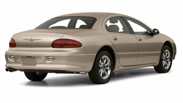 Удаление вмятин, сколов, царапин Chrysler LHS