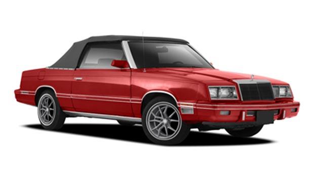 Кузовной ремонт Chrysler LeBaron