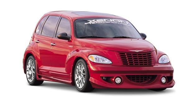 Кузовной ремонт Chrysler PT Cruiser