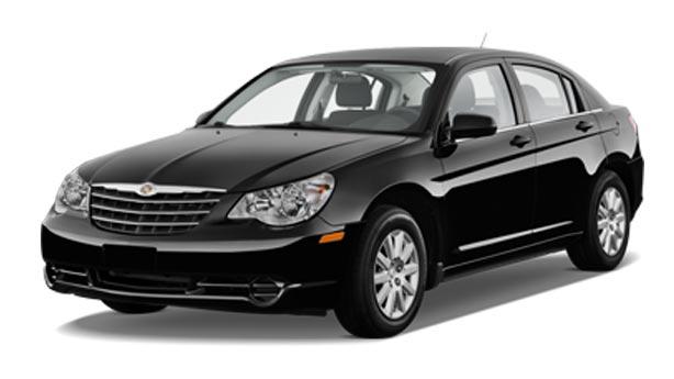 Кузовной ремонт Chrysler Sebring