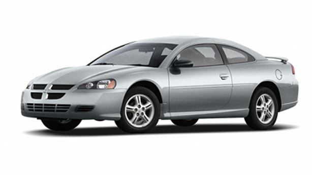 Покраска автомобиля Chrysler Stratus