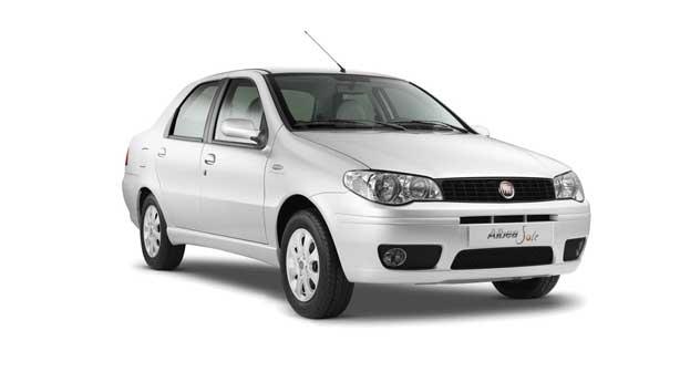 Кузовной ремонт Fiat Albea