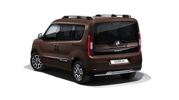 Кузовной ремонт Fiat Doblo