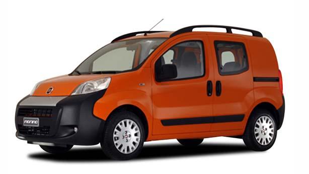 Покраска автомобиля Fiat Fiorino
