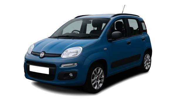 Кузовной ремонт Fiat Panda
