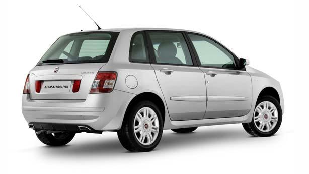 Кузовной ремонт Fiat Stilo