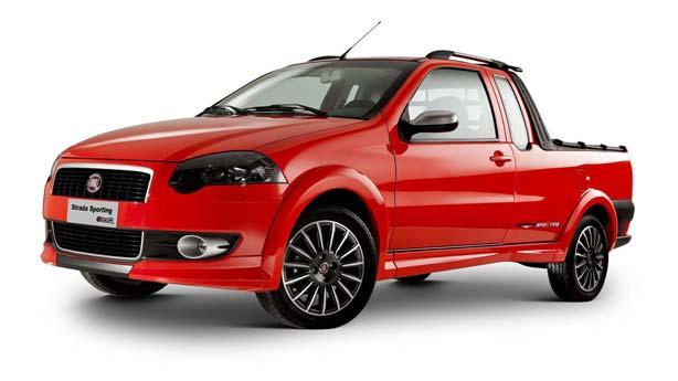 Кузовной ремонт Fiat Strada