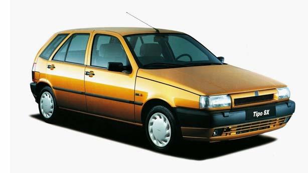 Покраска автомобиля Fiat Tempra