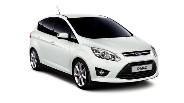 Удаление вмятин, сколов, царапин Ford C-MAX