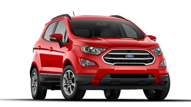 Удаление вмятин, сколов, царапин Ford EcoSport