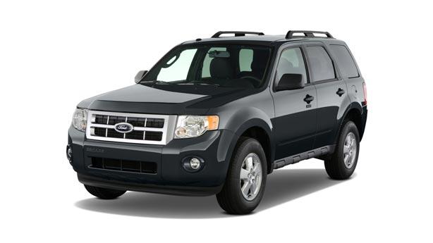 Кузовной ремонт Ford Escape