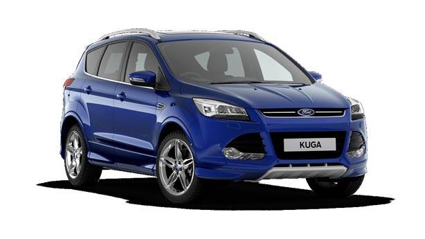 Кузовной ремонт Ford Kuga