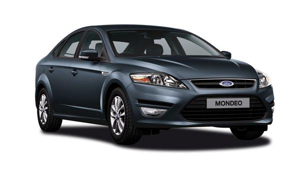 Покраска автомобиля Ford Mondeo