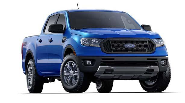 Кузовной ремонт Ford Ranger