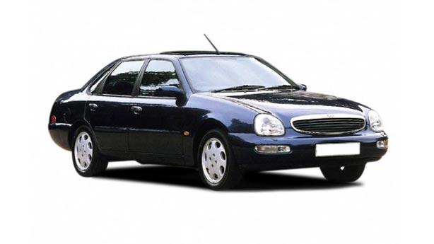 Кузовной ремонт Ford Scorpio