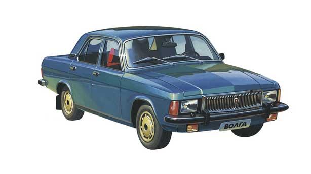 Кузовной ремонт GAZ 3102