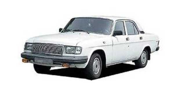 Покраска автомобиля GAZ 31029