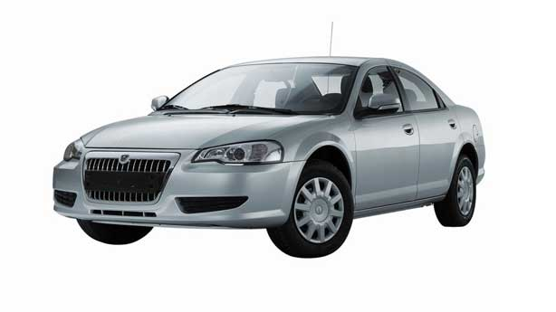 Кузовной ремонт GAZ Volga Siber