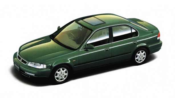 Покраска автомобиля Honda Domani