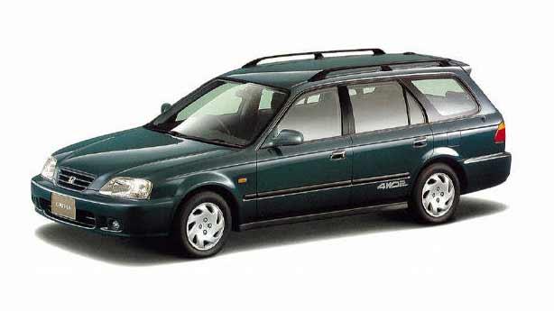 Удаление вмятин, сколов, царапин Honda Orthia