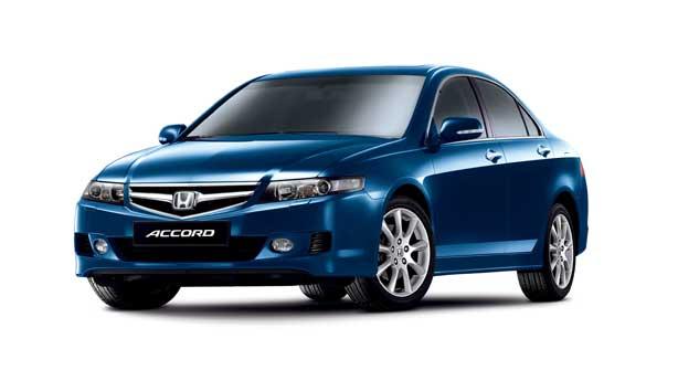 Покраска автомобиля Honda Accord