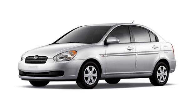 Удаление вмятин, сколов, царапин Hyundai Accent
