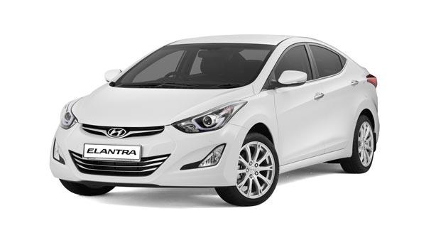 Удаление вмятин, сколов, царапин Hyundai Elantra