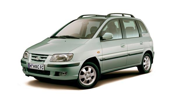 Покраска автомобиля Hyundai Matrix