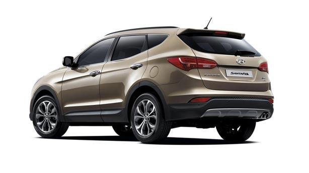 Покраска автомобиля Hyundai Santa Fe
