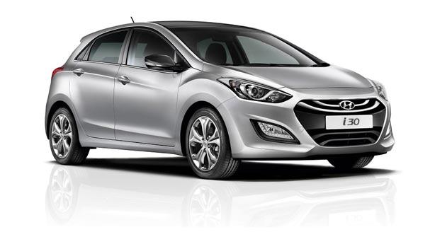 Удаление вмятин, сколов, царапин Hyundai i30