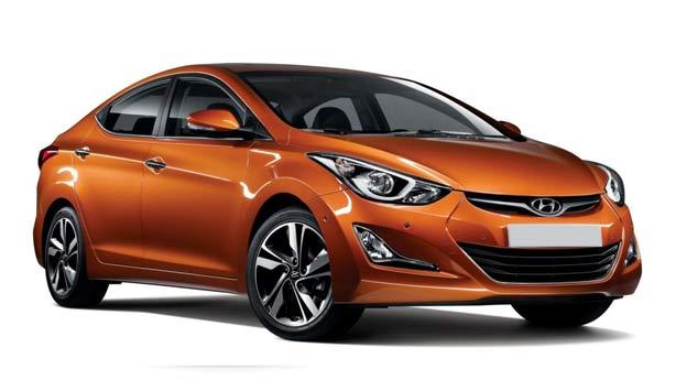 Покраска автомобиля Hyundai Avante