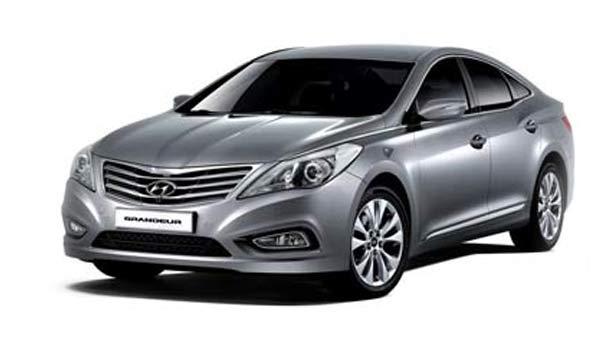 Кузовной ремонт Hyundai Grandeur