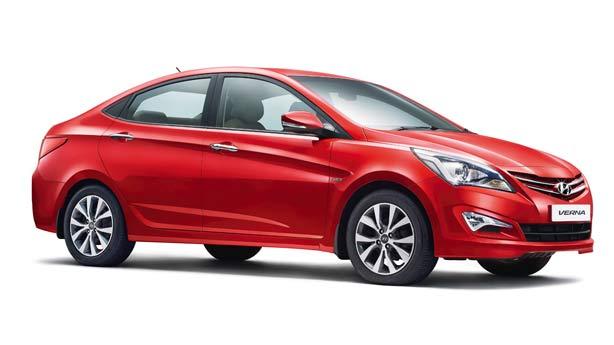 Удаление вмятин, сколов, царапин Hyundai Verna