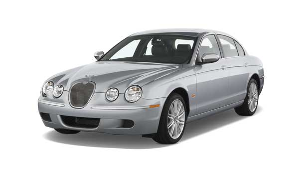 Покраска автомобиля Jaguar S-Type